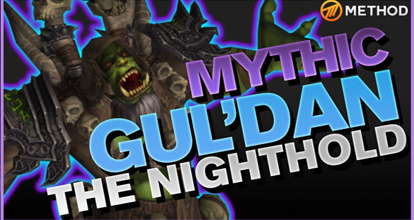 method contre gul'dan mythique : la rencontre en video