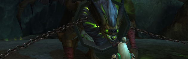 Le Chasseur de démons sera appelé à l'escarpement des Gangrailes pour découvrir sa monture de classe