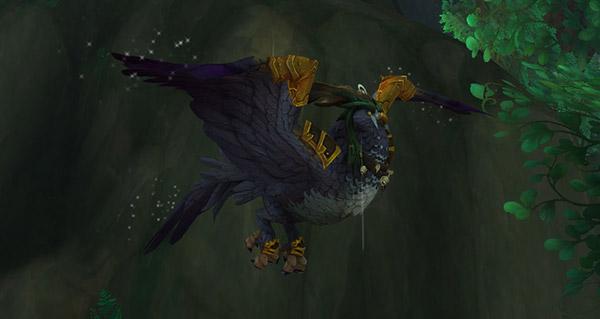Obtenir la nouvelle forme de vol du Druide au patch 7.2
