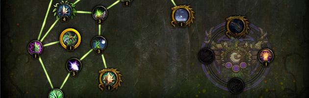De nouveaux talents sont ajoutés au patch 7.2