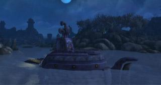 Un sous-marin vous attend à Azsuna