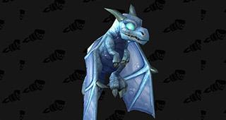 Givre : jeune dragonnet couvegivre