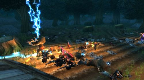 Image de Cow level dans WoW