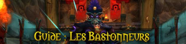 Les Bastonneurs : le guide complet wow
