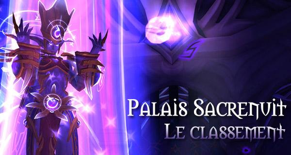 palais sacrenuit : classement mondial et francophone