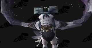 Nouvelle forme de vol Druide