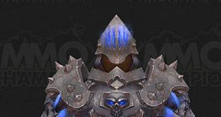 T20 Chevalier de la mort bleu