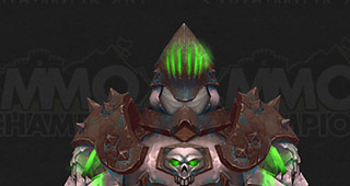 T20 Chevalier de la mort vert