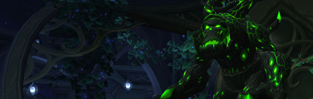 Agronox, le premier boss de la Cathédrale de la Nuit éternelle