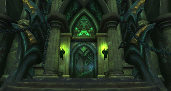 la cathedrale de la nuit eternelle en images