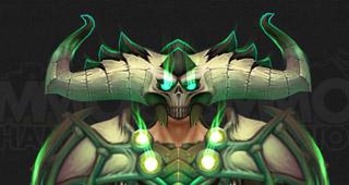 T20 Démoniste mythique vert