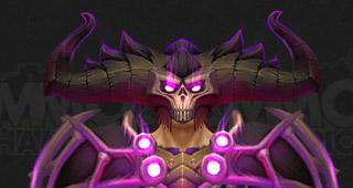 T20 Démoniste mythique violet