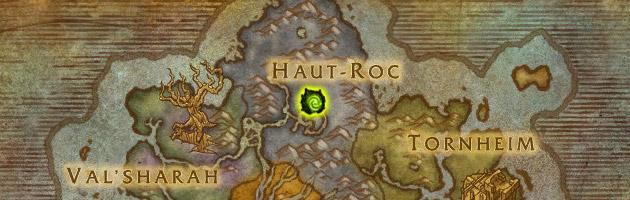La Légion ardente envahit les îles Brisées au patch 7.2