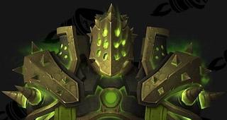 T20 Guerrier mythique vert