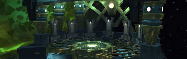 Antorus, le Trône ardent prochain raid du patch 7.3 en images