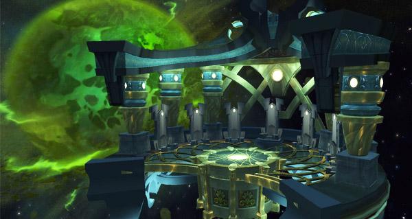 patch 7.3 : antorus, le trone ardent en images