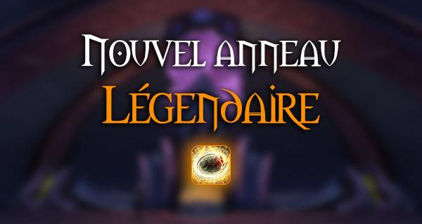 Insigne de la Grande armée : nouvel objet légendaire du patch 7.3