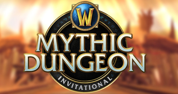blizzard annonce le tournoi mythic dungeon invitational !