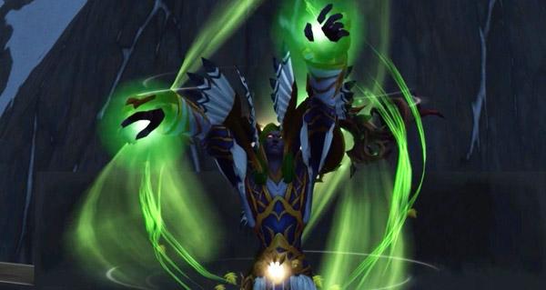 patch 7.3 : nouvelles animations pour le druide restauration