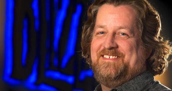 le compositeur americain russel brower quitte son poste chez blizzard