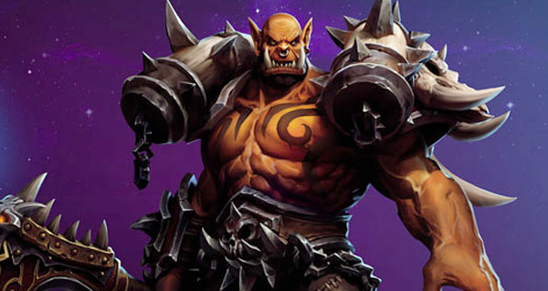 heroes of the storm : garrosh hurlenfer, prochain heros a rejoindre le nexus