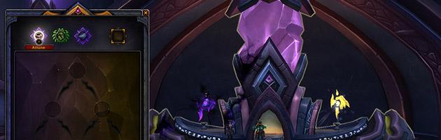 Le Creuset Halo-du-Néant pourra être débloqué la 3ème semaine du patch 7.3