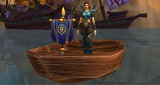 Petit bateau pour Humain