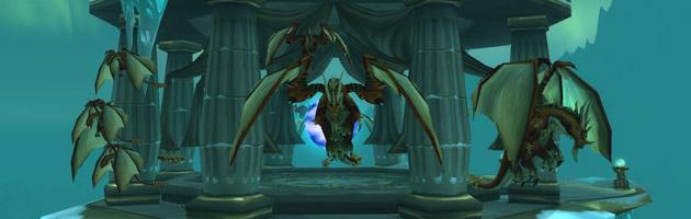 Les morts de Chromie est un scénario qui se déroule au Norfendre dans la Désolation des dragons