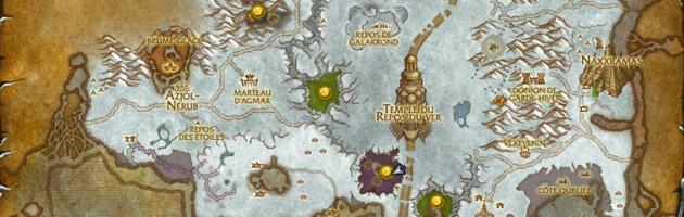 Rendez-vous dans les 4 sanctuaires draconiques éliminer des cibles qui en veulent à la vie de Chromie