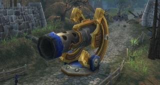Détruisez le canon de la faction adverse