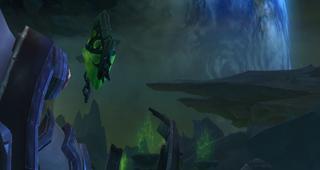 Argus est le monde de la Légion