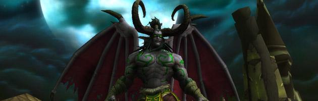 Affrontez les boss du Temple noir dont Illidan Hurlorage