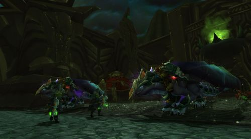 Image de Temple noir world of warcraft
