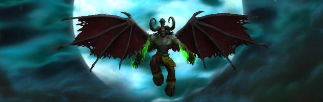 Illidan Hurlorage, le dernier boss du Temple noir