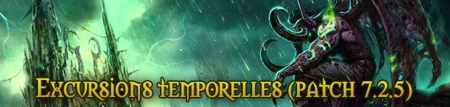 Excursions temporelle Temple noir : le guide