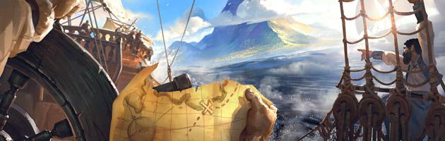 Galahad, la mise à jour d'Albion Online, sort le 13 mars