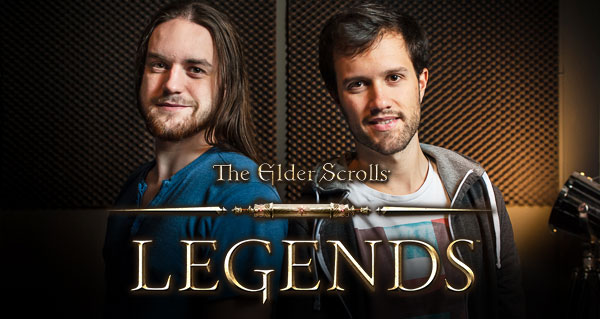 on joue a the elder scrolls legends en live mercredi