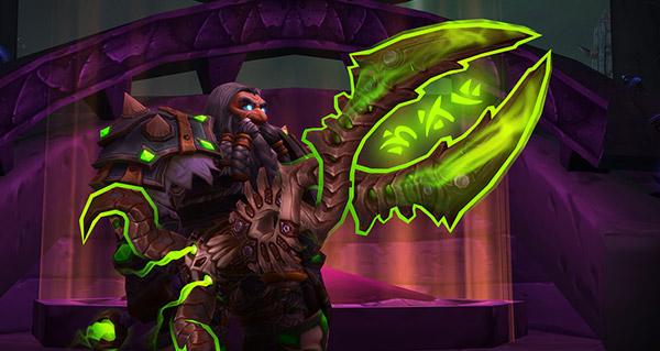 patch 7.2 : nouvelles apparences des armes prodigieuses