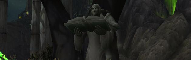 Les statues antiques peuvent apporter une amélioration pour votre personnage