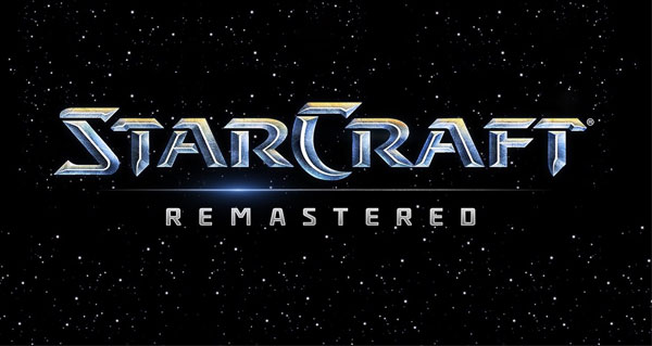 blizzard presente officiellement starcraft remastered