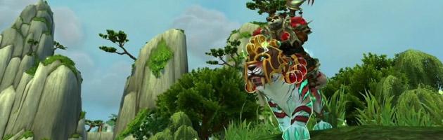 La monture Ban-Lu, commpagnon de grand maître