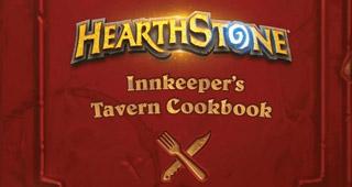 Livre de recettes Hearthstone