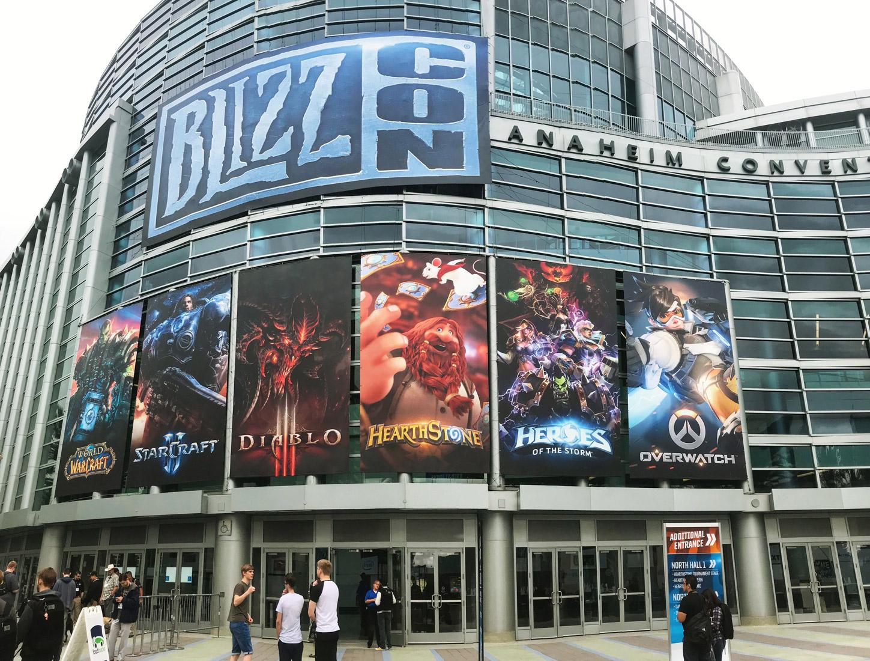 La Blizzcon 2018 aura lieu les 2 et 3 novembre 2018
