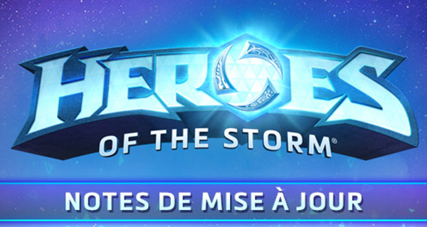Heroes of the Storm : équilibrage de 12 héros avec le patch 2.28.5