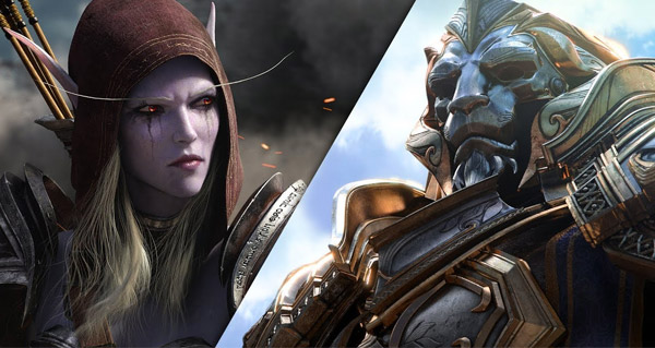 battle for azeroth : cinematique de la nouvelle extension de wow
