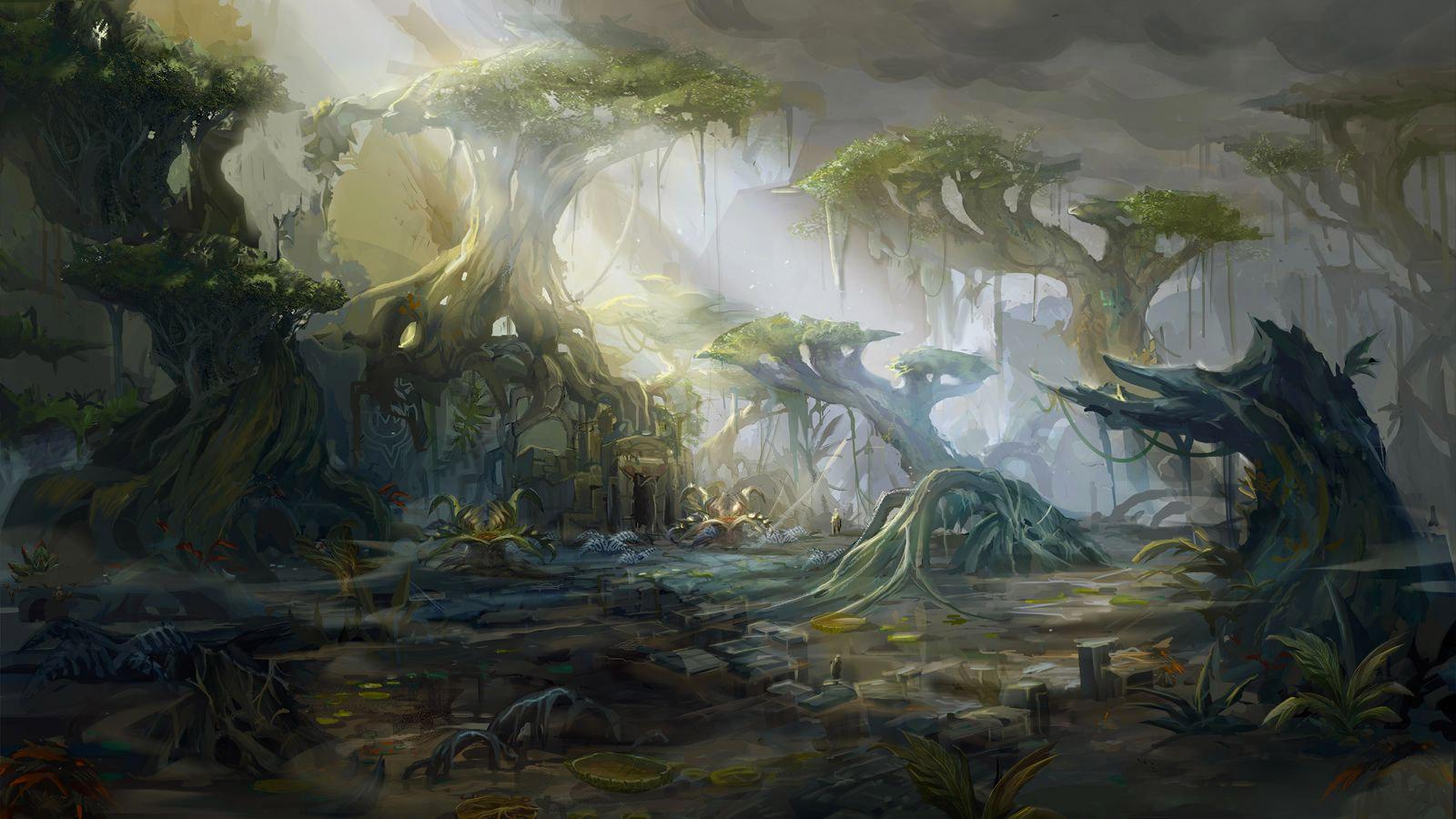 Azeroth est couvertes d'îles inexplorées.