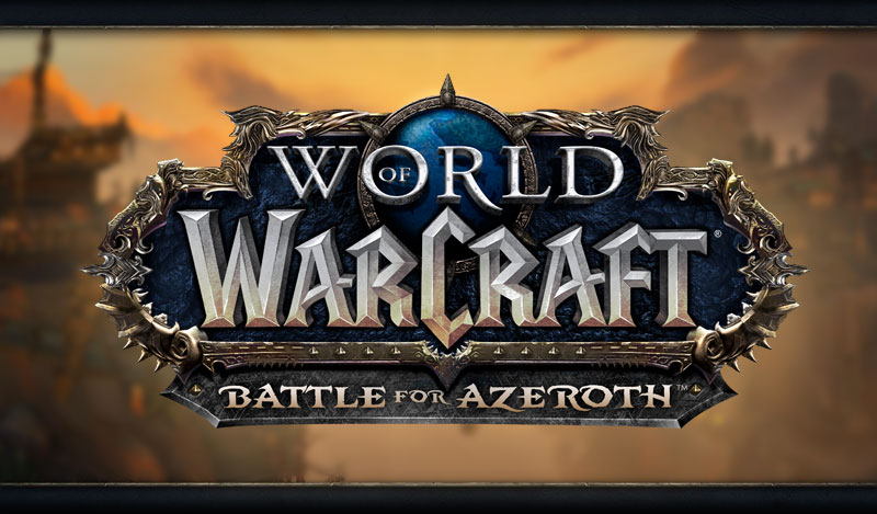 Nouvelle extension WoW 2017