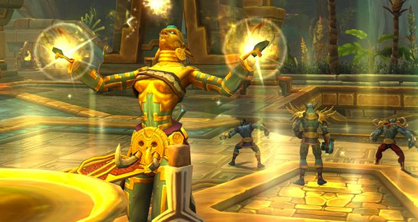 battle for azeroth : retour des buffs de raid