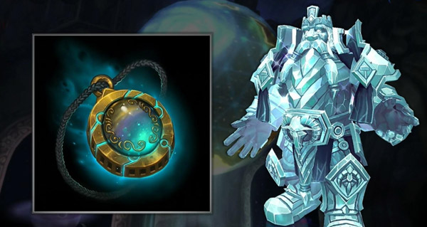 battle for azeroth : l'azerite et le coeur d'azeroth
