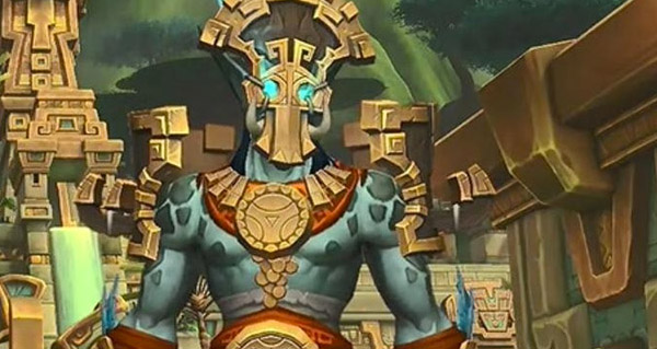 race alliee zandalari : nouvelles apparences de forme de druide